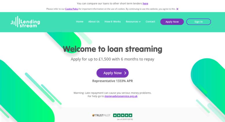 lendingstream payday loans