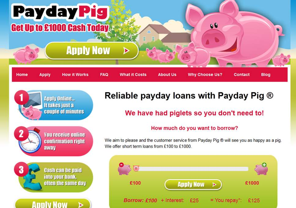 payday-pig Loans