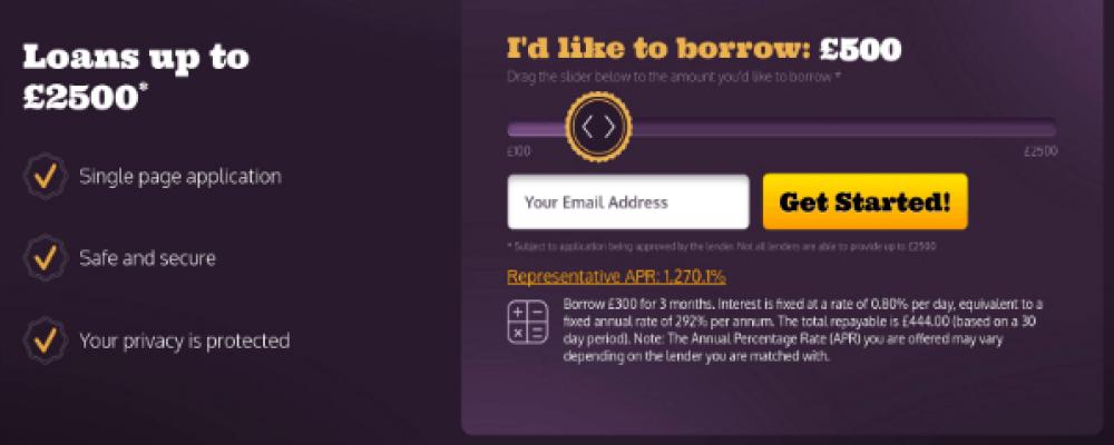 Payday UK Loans