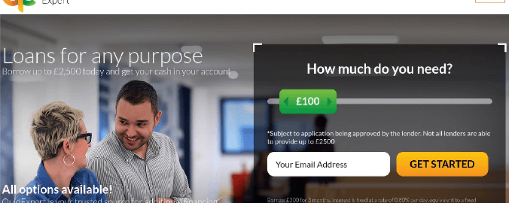 Quid Expert Payday Loans