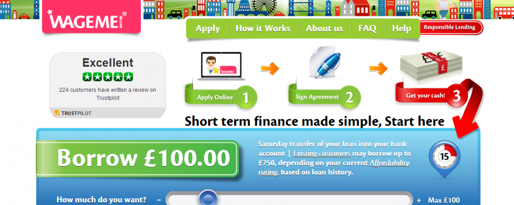 Wage Me Payday Loans